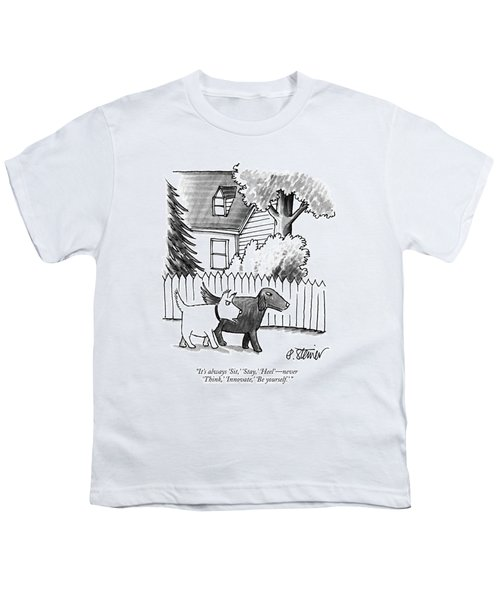 It's Always 'sit Youth T-Shirt