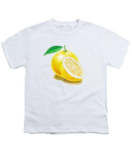 Juicy Grapefruit Youth T-Shirt