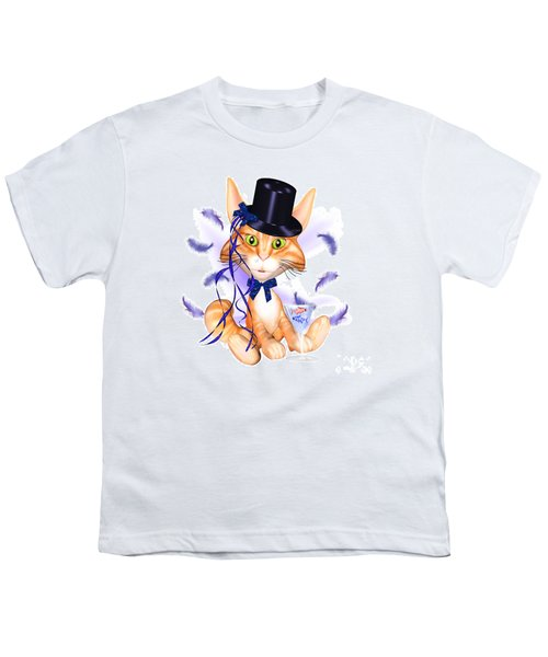 Kitticat Party Design Youth T-Shirt