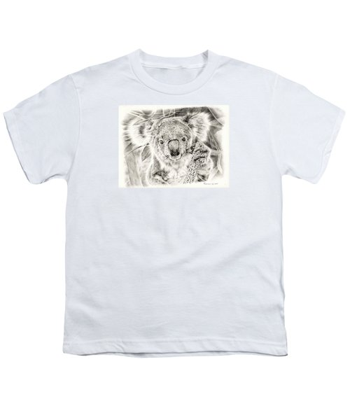 Koala Garage Girl Youth T-Shirt