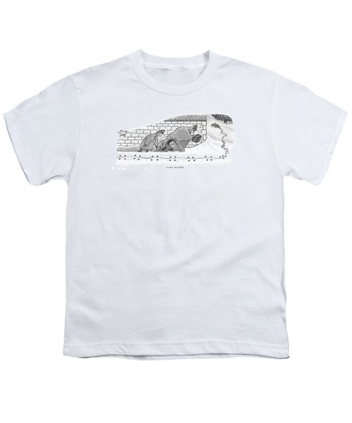 Learn Tracking Youth T-Shirt