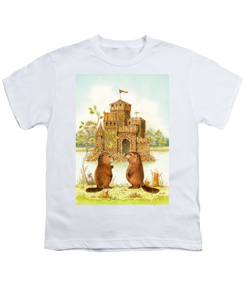 Mclodge Youth T-Shirt by Lynn Bywaters
