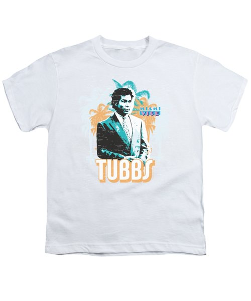 Miami Vice - Tubbs Youth T-Shirt