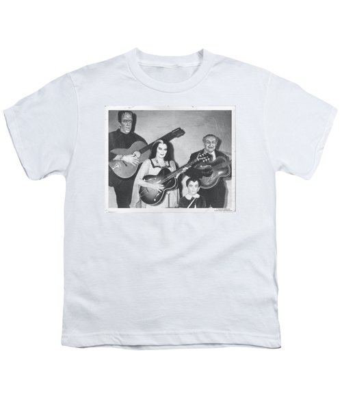 Munsters - Play It Again Youth T-Shirt