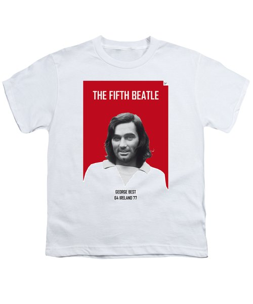 My Best Soccer Legend Poster Youth T-Shirt