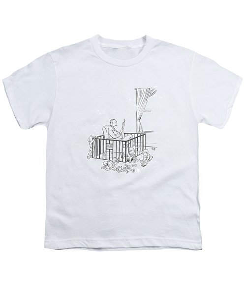 New Yorker April 20th, 1940 Youth T-Shirt