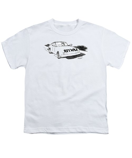 New Yorker April 20th, 1992 Youth T-Shirt
