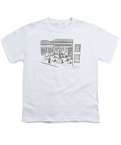 New Yorker April 20th, 1998 Youth T-Shirt