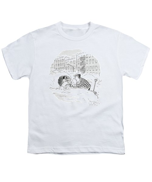 New Yorker January 18th, 1982 Youth T-Shirt