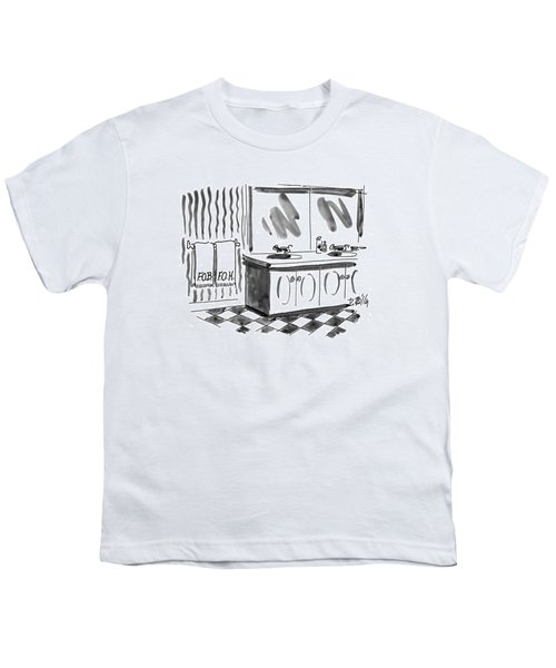 New Yorker March 1st, 1993 Youth T-Shirt