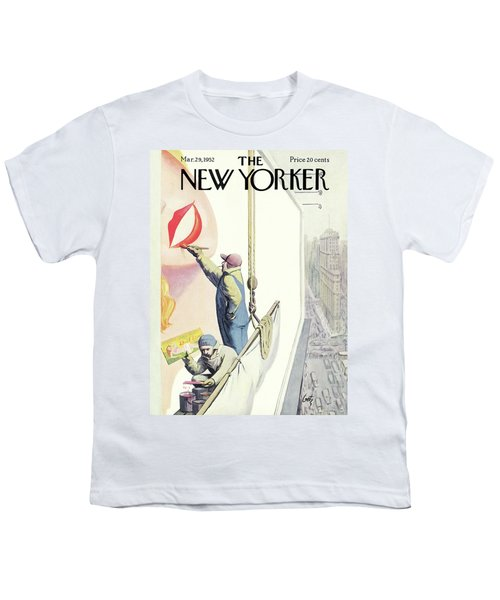 New Yorker March 29th, 1952 Youth T-Shirt