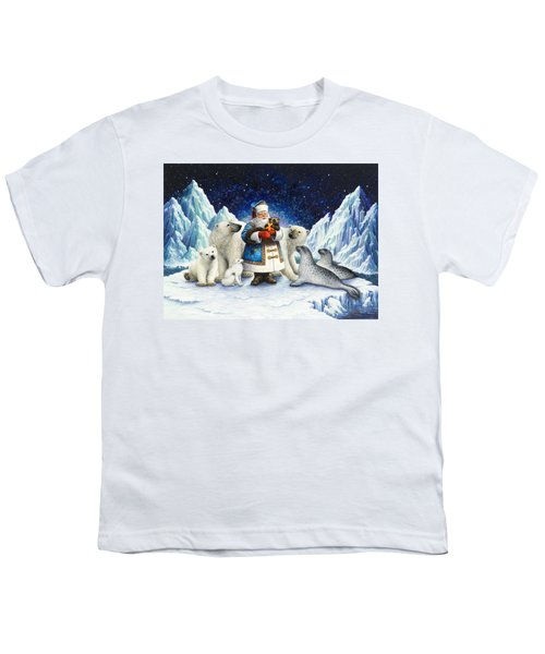 Peace On Earth  Youth T-Shirt