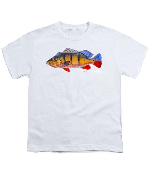 Peacock Bass Youth T-Shirt