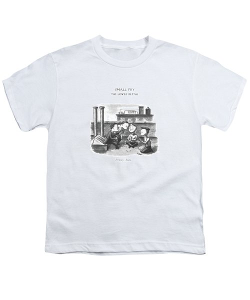 Penny Ante Youth T-Shirt