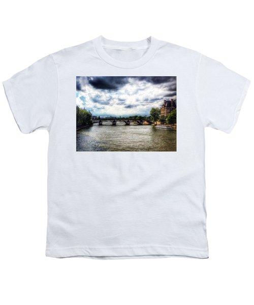 Pont Des Arts Youth T-Shirt