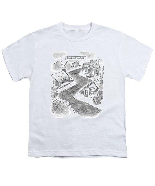Roadside Ambush Youth T-Shirt