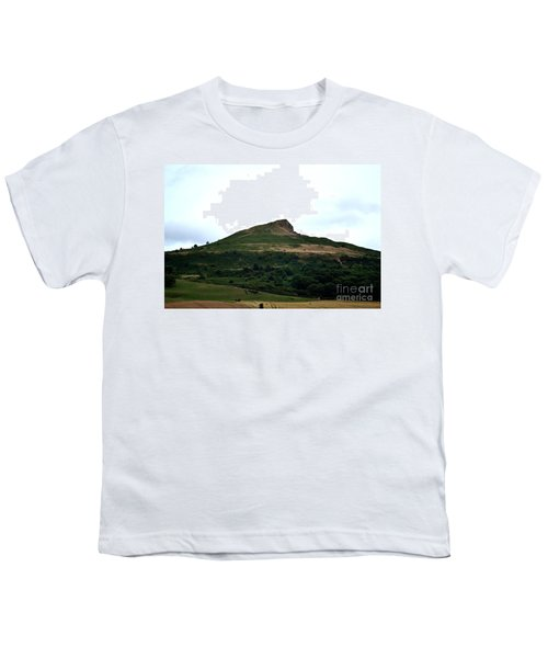 Roseberry Topping Hill Youth T-Shirt