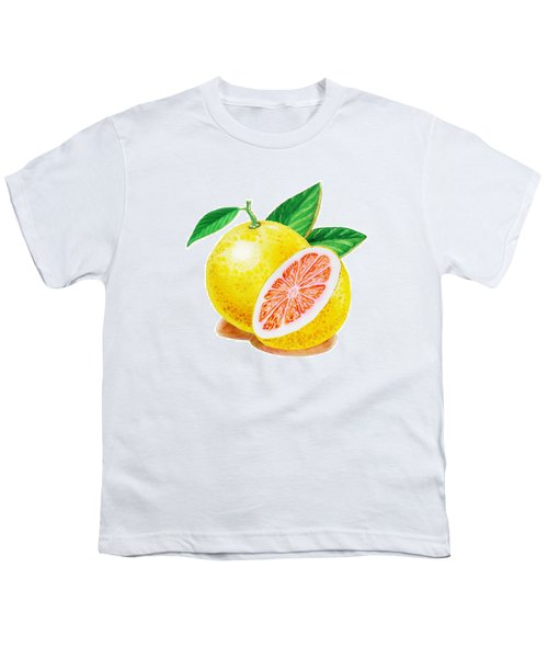 Ruby Red Grapefruit Youth T-Shirt