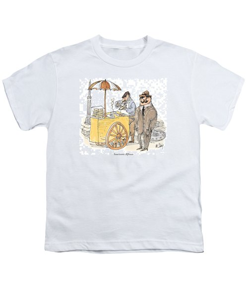 Saucissons Alfresco Youth T-Shirt