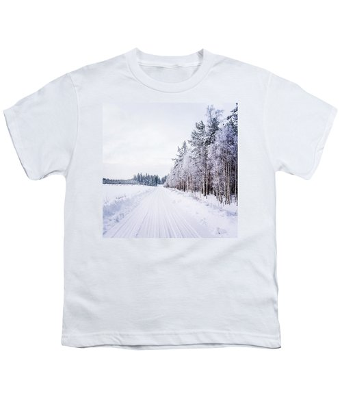 Silver Scene Youth T-Shirt