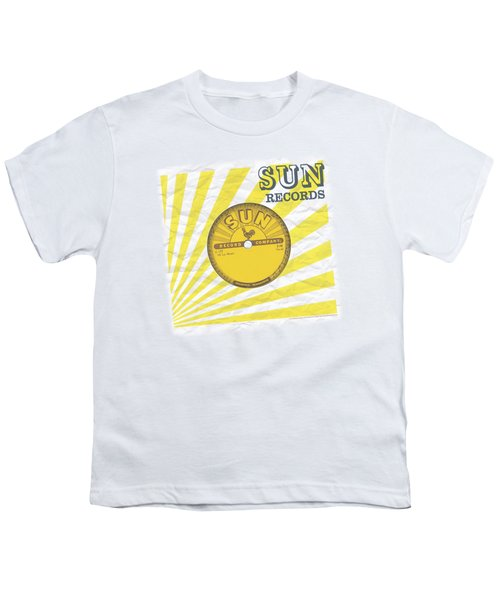 Sun - Fourty Five Youth T-Shirt by Brand A