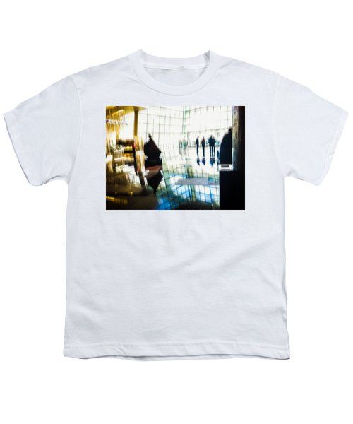 Youth T-Shirt featuring the photograph Suspended In Light by Alex Lapidus
