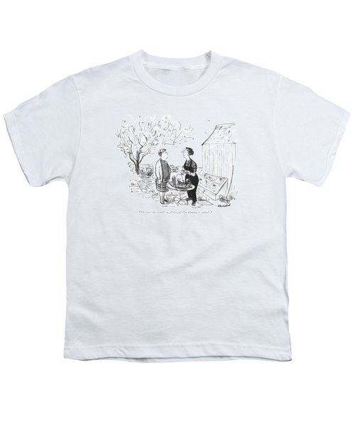 The State The World's Youth T-Shirt