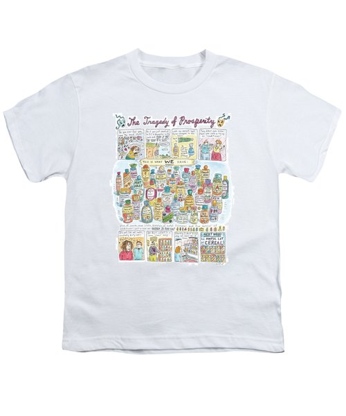 'the Tragedy Of Prosperity' Youth T-Shirt