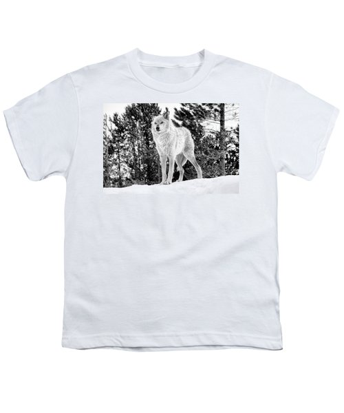 The Wolf  Youth T-Shirt