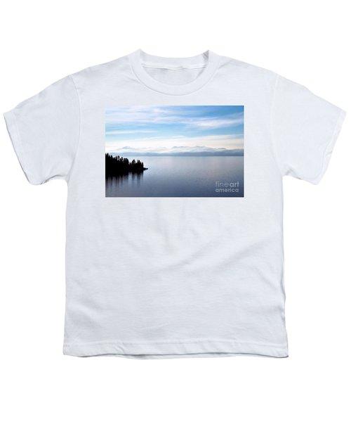 Tranquility - Lake Tahoe Youth T-Shirt