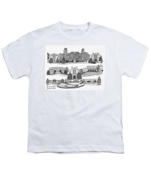 University Of Arkansas Fayetteville Youth T-Shirt