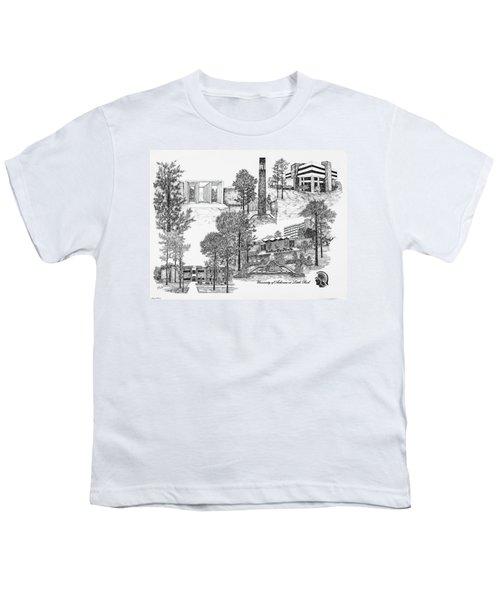University Of Arkansas Little Rock Youth T-Shirt