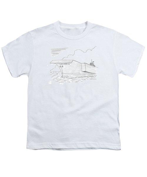 U.s.s. Deja Vu Youth T-Shirt