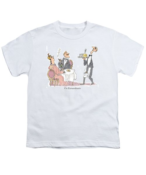 Vin Extraordinaire Youth T-Shirt