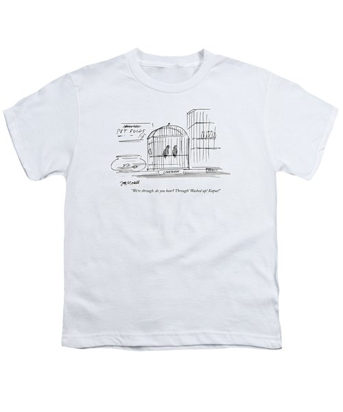 We're Youth T-Shirt