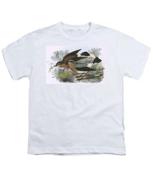 Wheatear Youth T-Shirt by English School