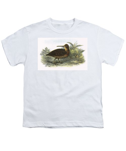 Woodcock Youth T-Shirt by English School