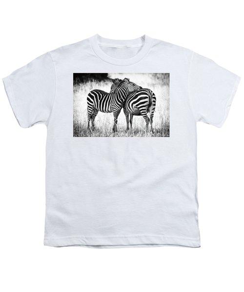 Zebra Love Youth T-Shirt