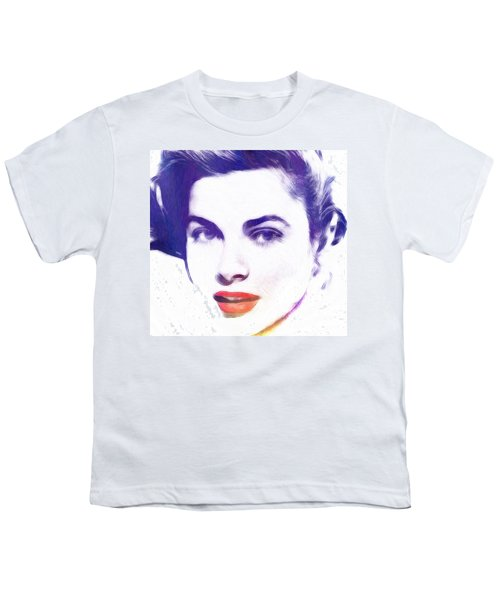 Face Of Beauty Youth T-Shirt