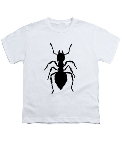 Ant Youth T-Shirt by Mordax Furittus
