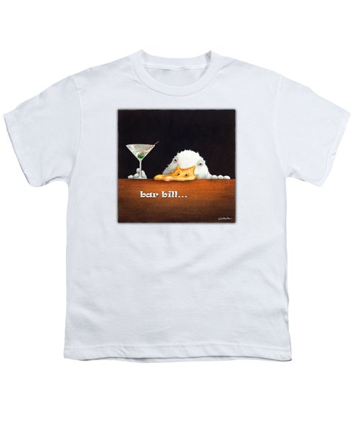 Bar Bill... Youth T-Shirt