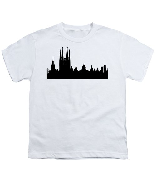 Barcelona Youth T-Shirt