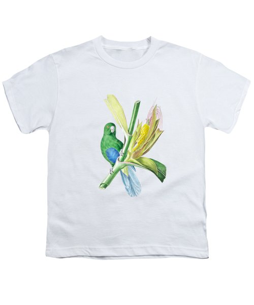 Brazilian Parrot Youth T-Shirt by Philip Ralley