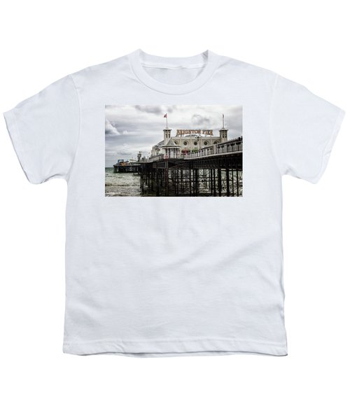 Brighton Pier Youth T-Shirt