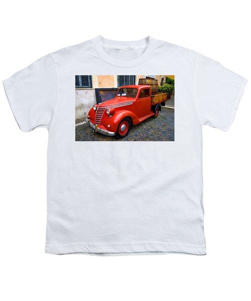 Car Youth T-Shirt
