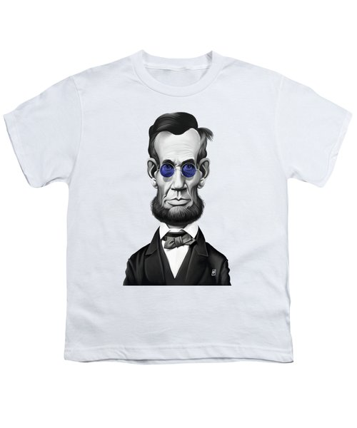 Celebrity Sunday - Abraham Lincoln Youth T-Shirt