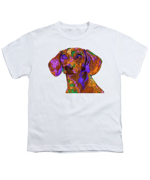 Chloe. Pet Series Youth T-Shirt