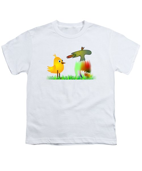 Close Encounters Of The Third Kind Youth T-Shirt by Michal Boubin