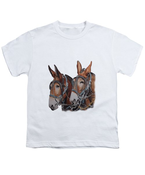 Hitched Youth T-Shirt by Gary Thomas