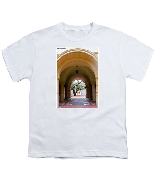 I Love All The #arches At #rice Youth T-Shirt